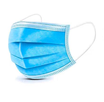 háromrétegű orvosi maszk - gumis