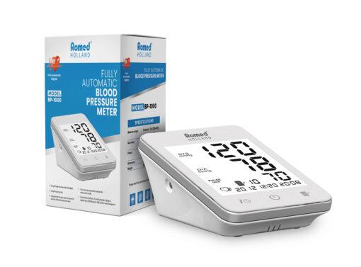 romed automata vérnyomásmérő